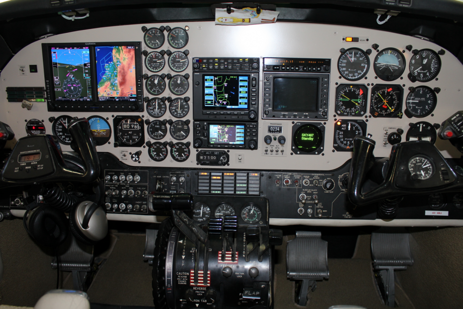 Beechcraft King Air F90 Specs King Air F90